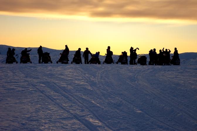 Copyright: Anne Olsen-Ryum / www.nordnorge.com / Hasvik