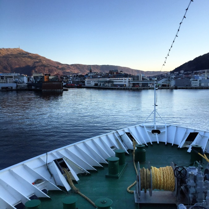 Bergen in Sicht, Copyright: insidenorway