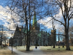 Nidarosdom Trondheim, Copyright: insidenorway