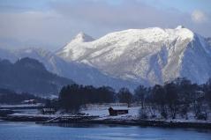 Umgebung von Ørnes, Copyright: Insidenorway