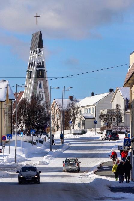 Hammerfest, Copyright: Insidenorway