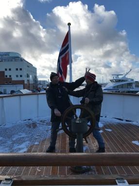 Spass auf der MS Nordstjernen, Copyright: Insidenorway