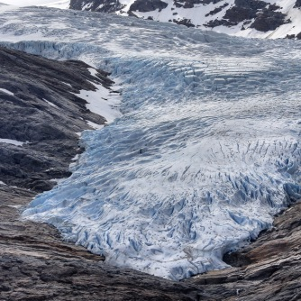 Svartisen Gletscher, Copyright: insidenorway