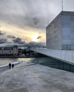 Oslo Opera, Copyright: insidenorway