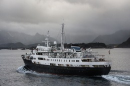 MS Lofoten in Svolvær, Copyright: insidenorway