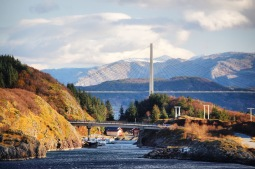 Helgelandbrücke, Copyright: insidenorway