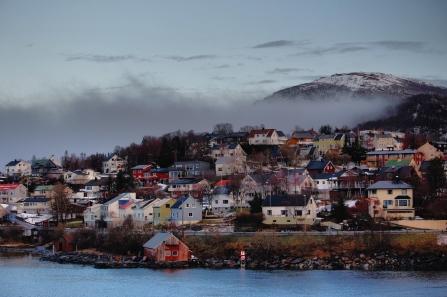 Finnsnes, Copyright: insidenorway