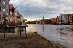 Trondheim, Copyright: insidenorway