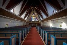 Hammerfest, Kirche, Copyright: insidenorway