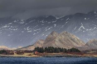 Helgelandküste, Copyright: insidenorway