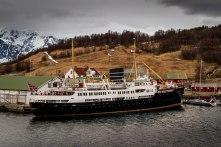 Lyngenfjord, MS Nordstjernen, Copyright: insidenorway